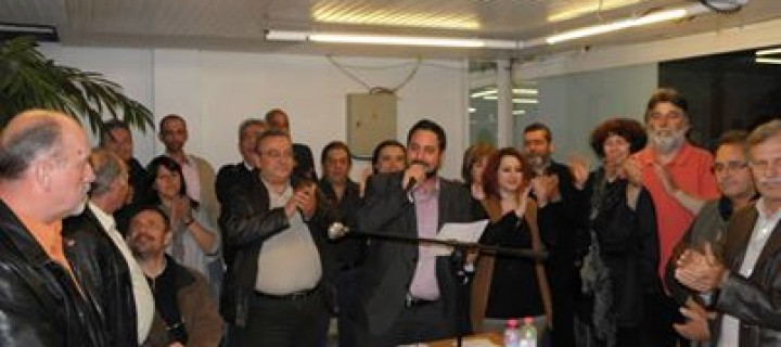 """Κατατέθηκε ο συνδυασμός της """"Αλληλέγγυας Πόλης"""" στο πρωτοδικείο Αθηνών"""