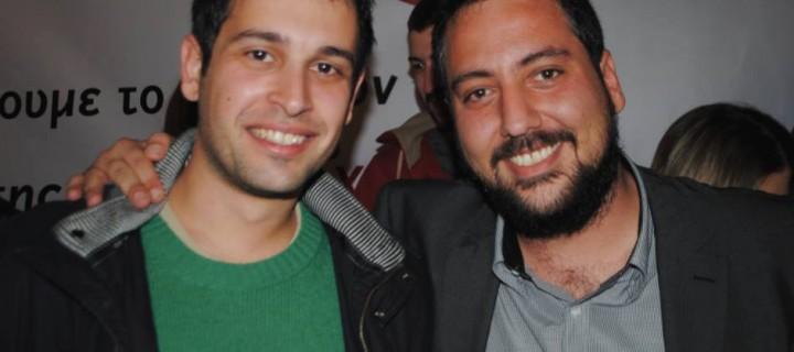 Ψήφισμα του Κεντρικού Συμβουλίου της Νεολαίας ΣΥΡΙΖΑ για τις υποψηφιότητες των συντρόφων Κώστα Κάβουρα και Κώστα Μερκουράκη