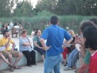 Ενημέρωση από την συνέλευση της επιτροπής αγώνα στο πάρκο Αντώνης Τρίτσης