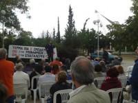 """Ανοιχτή Εκδήλωση του ΣΥΡΙΖΑ Δυτικής Αθήνας για το Πάρκο """"Αντώνης Τρίτσης"""""""