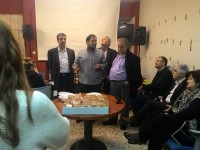 Η «Αλληλέγγυα Πόλη» έκοψε την πίτα της σε μια όμορφη εκδήλωση με μέλη και φίλους της παράταξης