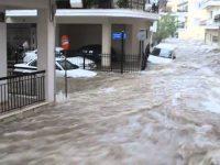 Ενημέρωση για την πορεία τριών σημαντικών από τα αντιπλημμυρικά έργα στη Δυτική Αθήνα