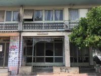 Δημόσιος κίνδυνος το ερειπωμένο ξενοδοχείο Akropol στο κέντρο του Ιλίου