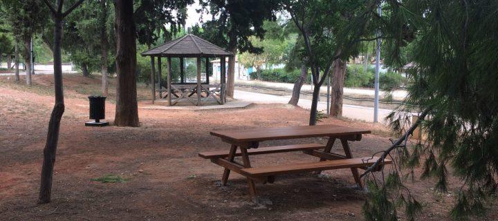 """Με σταθερά βήματα προχωράει η αναβάθμιση των υποδομών του πάρκου """"Α.Τρίτσης"""""""