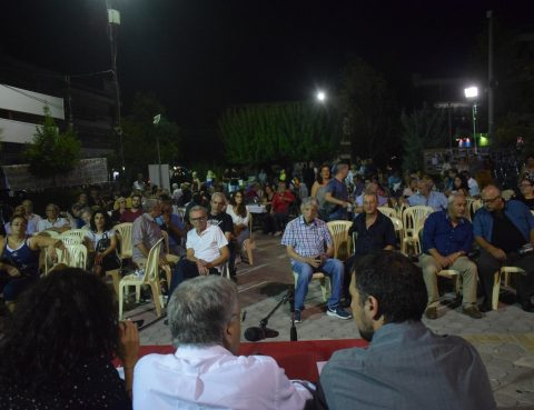 """Με συμμετοχή εκατοντάδων πολιτών ολοκληρώθηκε το 5ο Φεστιβάλ """"Αλληλέγγυα Μέρα"""""""