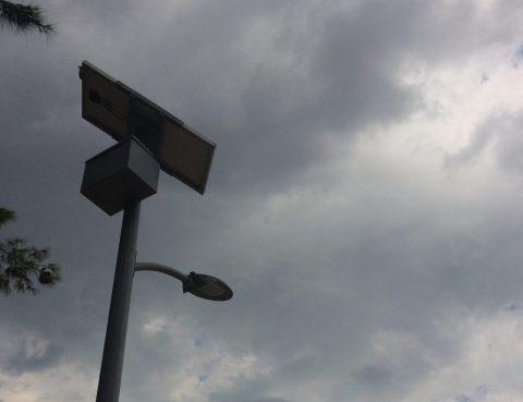 Αναβαθμίζεται ο ηλεκτροφωτισμός στο Πάρκο «Αντώνης Τρίτσης»