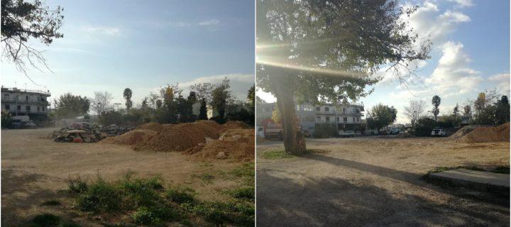 Άλλη μια παρέμβαση της Αλληλέγγυας Πόλης έπιασε τόπο: Συμμαζεύεται το τοπίο στη Φλέβα Ρουβικώνος πάνω από το ρέμα της Εσχατιάς