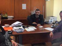 Στις Κτιριακές Υποδομές για τα προβλήματα των σχολικών μονάδων του Ιλίου βρέθηκε ο Κώστας Κάβουρας
