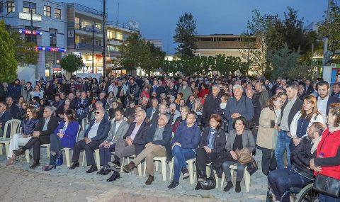 Κλίμα αισιοδοξίας και νίκης στην παρουσίαση του συνδυασμού Αλληλέγγυα Πόλη-Συμμαχία για το Ίλιον – Κ. Κάβουρας: Ήρθε η ώρα για αλλαγή σελίδας!