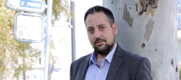 Δυναμικά με αλληλεγγύη, ο Κώστας Κάβουρας για τον Δήμο Ιλίου