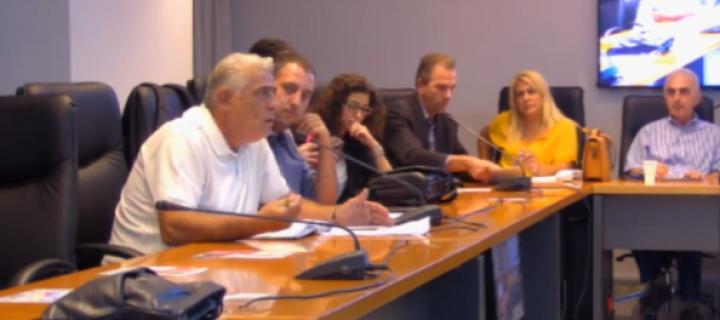 """Το θέμα του κολυμβητηρίου έφερε στο δημοτικό συμβούλιο η """"Αλληλέγγυα Πόλη"""""""