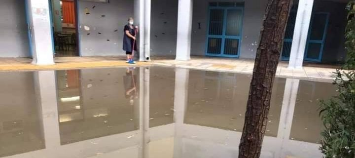 Τα προβλήματα με την εισροή υδάτων σε σχολεία του Δήμου Ιλίου συνεχίζονται και φέτος