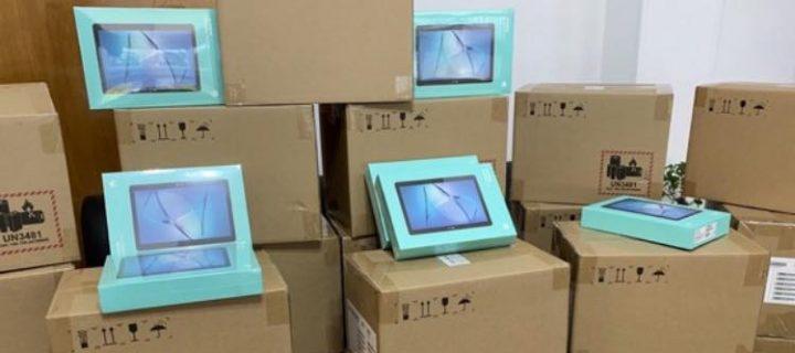 Διάθεση ηλεκτρονικού εξοπλισμού (tablet) για μαθητές στο Ίλιον μετά από πρόταση της Αλληλέγγυας Πόλης
