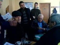 Περιοδεία στα Κέντρα Ανοιχτής Προστασίας Ηλικιωμένων