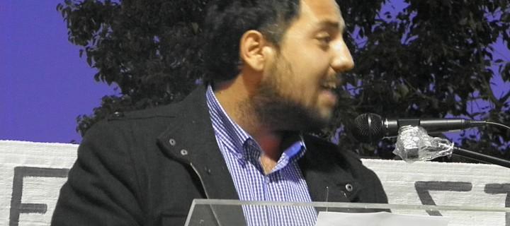 Ο χαιρετισμός του Κώστα Κάβουρα στην εκδήλωση του ΣΥΡΙΖΑ Ιλίου για τις Ευρωεκλογές με τον Δημήτρη Παπαδημούλη