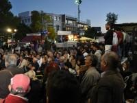 Γιορτή της νέας εποχής η κεντρική συγκέντρωση-ομιλία του υποψήφιου δήμαρχου Ιλίου με την «Αλληλέγγυα Πόλη», Κώστα Κάβουρα