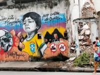 Μουντιάλ 2014: Θέλουμε σχολεία και νοσοκομεία, όχι γήπεδα!