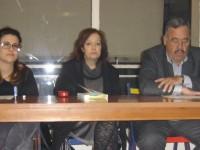 Περιμένοντας τη Νύχτα: Η πρώτη παρουσίαση βιβλίου στο Στέκι Πολιτισμού & Αλληλεγγύης στο Ίλιον