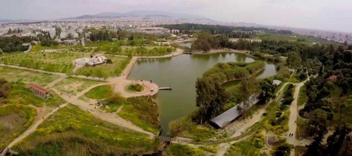 Μια οφειλόμενη απάντηση στα ψέματα της διοίκησης Ζενέτου και η πραγματικότητα για το πάρκο Α. Τρίτσης