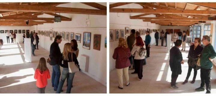 «Ελιά»: Έκθεση εικαστικών τεχνών της ομάδας «Ίριδα» στο Πάρκο «Αντώνης Τρίτσης»