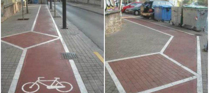 Το ποδήλατο υπό διωγμό σε έναν δήμο όπου το «κυκλοφοριακό» διογκώνεται καθημερινά