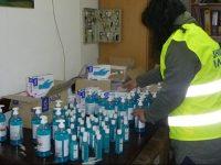 Μοίρασαν στους εργαζόμενους του Δήμου Ιλίου ακατάλληλο υλικό ως αντισηπτικό – απολυμαντικό
