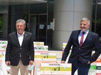 Τι πραγματικά κρύβεται πίσω από τη φιέστα για την δήθεν ανακύκλωση των κ.κ. Ζενέτου και Πατούλη έξω από το Δημαρχείο Ιλίου